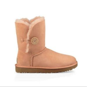UGG button boot